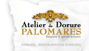 Dorure - Stage dorure - Restauration